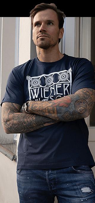 "Wiener Waesch | T-Shirt ""Otto"""